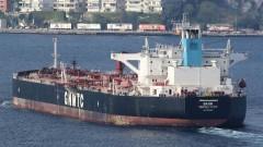 """Съдът отмени смяната на собствеността на либийския танкер """"БАДР"""""""