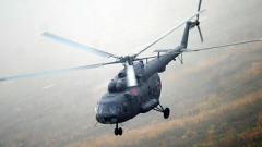 Четирима загинали при падане на военен хеликоптер в Украйна