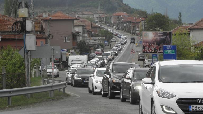 АПИ очаква засилен трафик през уикенда