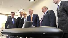 Франция и Австралия с договор за 12 подводници