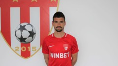 Симеон Мечев вече не е футболист на Царско село
