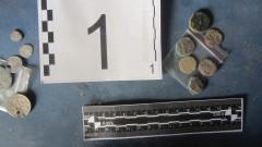 Полицията иззе антични и старинни предмети по време на спецакция в Стара Загора