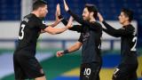 Манчестър Сити изхвърли Евертън за Купата след късни голове