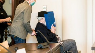 Условна присъда за 93-годишен нацист