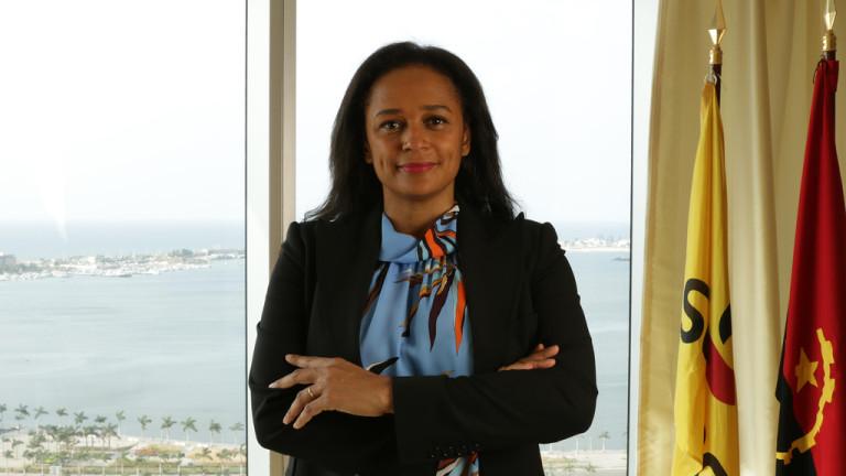 Родената в СССР най-богата жена в Африка иска да стане президент на Ангола
