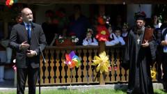 Няма демокрация без единна опозиция, намекна Радев