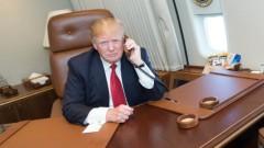 Тръмп и Путин разговаряха по телефона