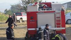 """Потушиха пожар в столичния квартал """"Манастирски ливади"""""""