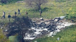 Сирия свали израелски Ф-16