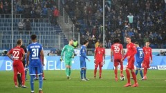 Нойер дал идеята за края на мача между Байерн и Хофенхайм