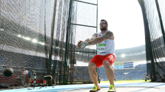 Файдел ще продължава да хвърля чук, но не и в Рио