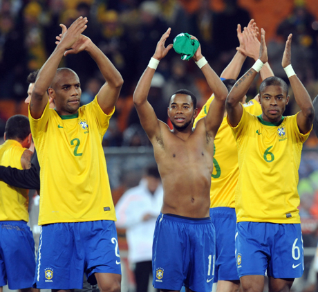 Юве иска бразилски национал