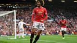 Маруан Фелайни и Манчестър Юнайтед преговарят за нов договор