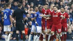 Страхотни вратари оставиха градското дерби на Ливърпул без победител