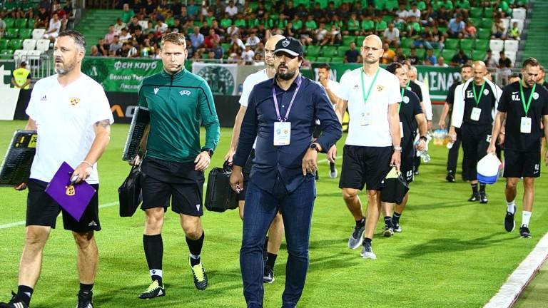 Спортният директор на Марибор - Златко Захович похвали Лудогорец като