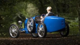 Bugatti показа детски електроавтомобил за 58 хиляди евро (Видео)