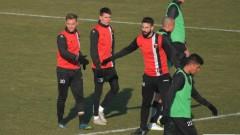 Локомотив (Пловдив) отнесе юношите си в учебна игра