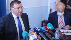Над 250 млн.лв. разпредели Костадин Ангелов за здравеопазване