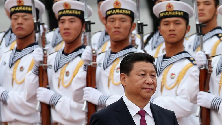 Наредиха на китайската армия пълна лоялност към лидера Си Дзинпин
