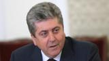 Не са необходими предсрочни избори според Първанов