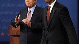 Обама и Маккейн във финална битка за Пенсилвания