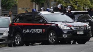 В Италия разбиха мафиотска мрежа, източила 10 млн. евро от ЕС