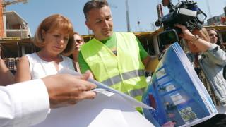 Фандъкова амбицирана да има детски градини за всички деца в София