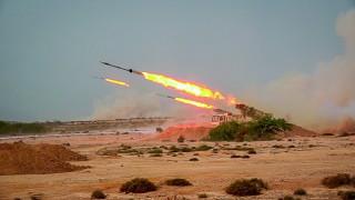 Иран за първи път изстреля балистични ракети от подземни бази