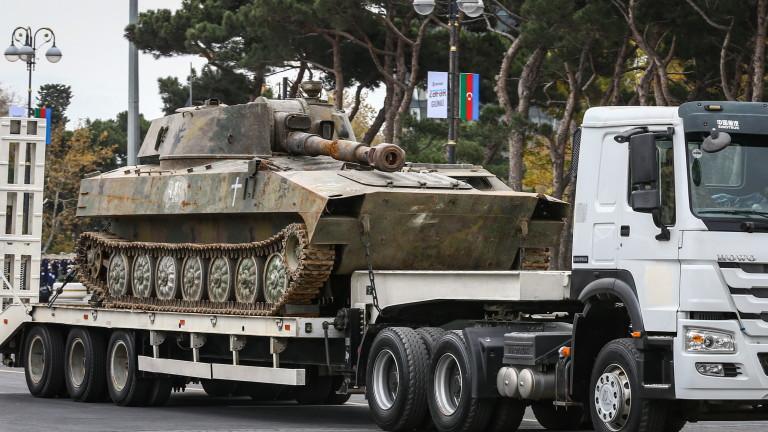 Русия отрича за конфликт с азерски военни в Нагорни Карабах