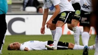 Дефибрилатор спасил живота на белгийски футболист