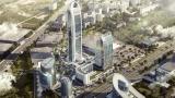Започва строежа на най-високата сграда в България (ГАЛЕРИЯ)