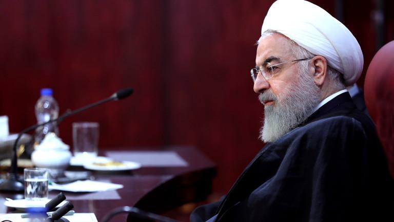 Санкциите на САЩ срещу Иран се провалиха, доволен Рохани