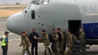 Наблюдателите от ЕС започват работа в Грузия