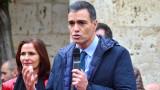 Педро Санчес: Каталуния никога няма да напусне Испания