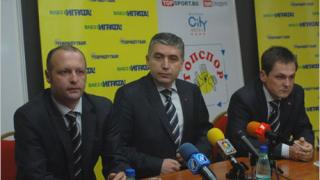 """Върнаха Антон Генов в """"А"""" група"""
