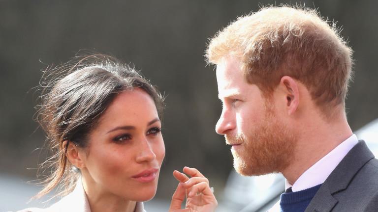 Нямаме съмнения, че всеки ход на принц Хари и Меган