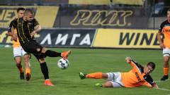 Ботев (Пловдив) II дебютира във Втора лига с равенство с Литекс