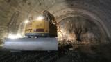 """Тунел """"Железница"""" трябва да е готов следващата година"""
