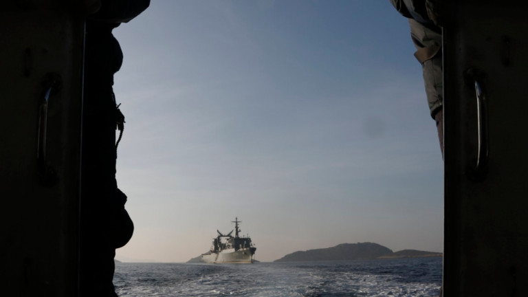 Турция обвини военните на Гърция в тормоз над изследователски кораб