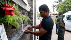 Терористи от Шри Ланка са посещавали Индия няколко пъти