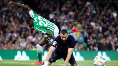 """Реал Бетис шокира Реал (Мадрид), бивш каталунец наказа """"кралете"""" и ги свали от първото място"""