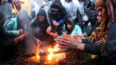 Мигранти протестират в Хърватия срещу нападения