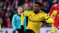 Борусия (Дортмунд) загуби централния си бранител до края на сезона