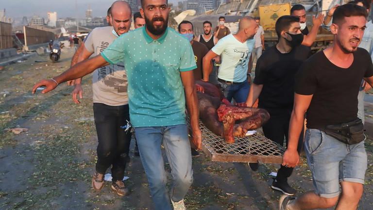 Израелските въоръжени сили заявиха, че нямат нищо общо с мащабната