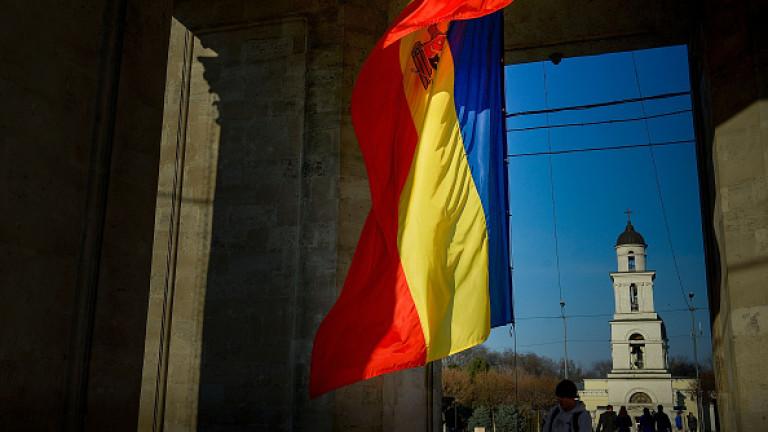 Молдова обявява като официален румънския език