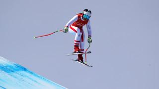 Щефани Фениер най-бърза на втората тренировка, Линдзи Вон трета