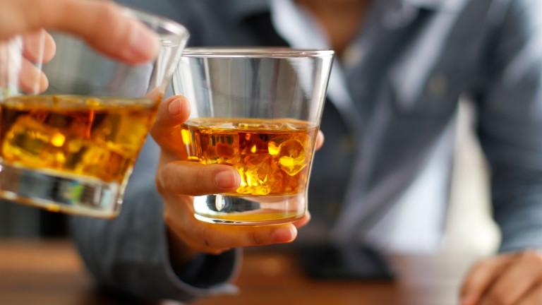 В деня за размисъл и изборния ден в София алкохолът