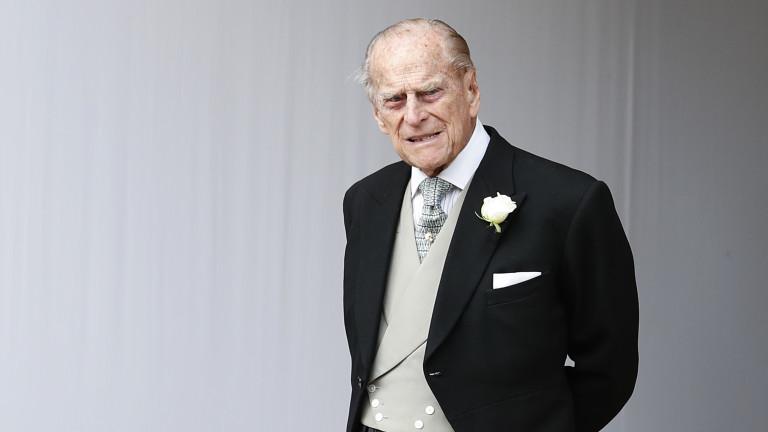 Вчера, 17 януари, принц Филип претърпя катастрофа. Съпругът на кралица