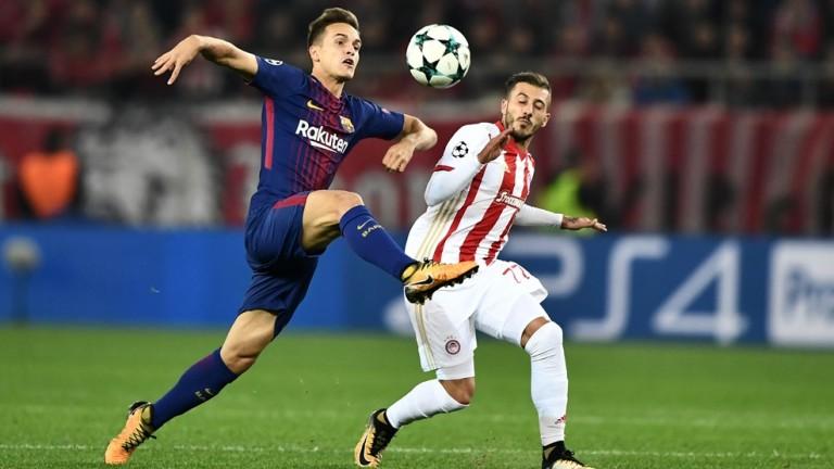 Италианският Наполи проявява сериозен интерес към халфа на Барселона Денис