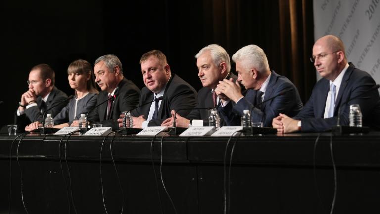 Патриотите се събраха на скрита коалиционна среща